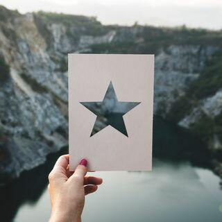 stencil lake